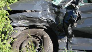 Un incidente stradale.