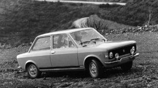 fiat 128 rally, motore 1.3
