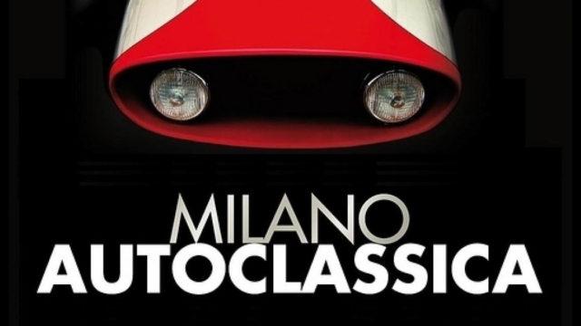 Milano AutoClassica 2017, tutte le info utili