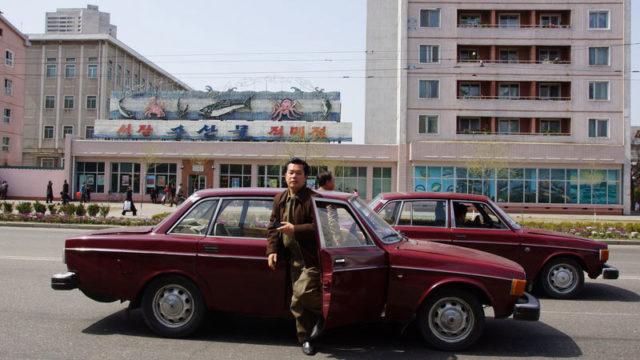 La Corea del Nord ha rubato 1000 Volvo alla Svezia
