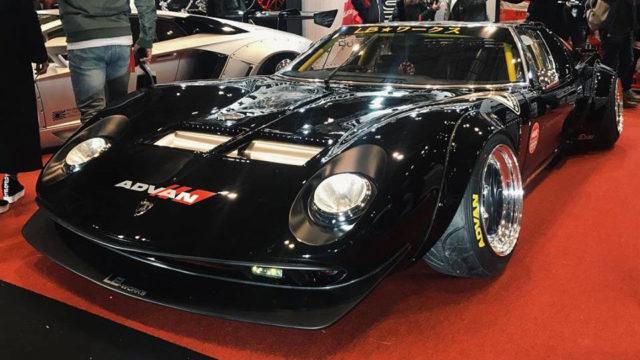 Cosa hanno fatto a questa Lamborghini Miura?