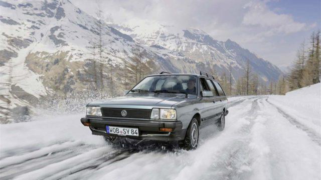 Volkswagen Passat 4x4 1983