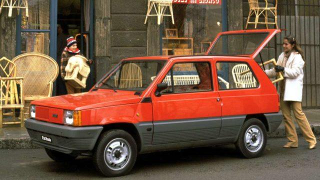 Fiat Panda Rossa