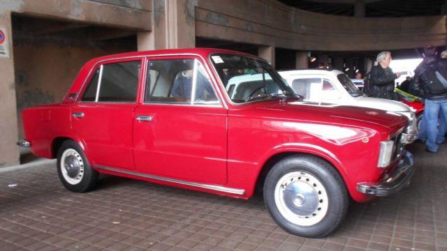 Fiat 124 Special T automotoretrò