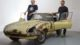 edd china con la jaguar e-type