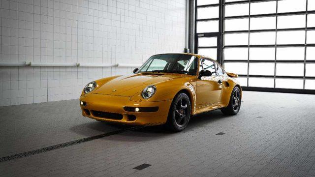 Una Porsche da 2,7 milioni di euro per beneficenza