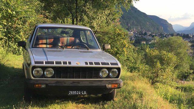 Fiat 128 3P, un salvataggio inaspettato