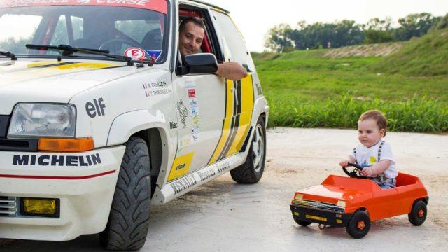 Renault 5 GT Turbo, una passione da tramandare