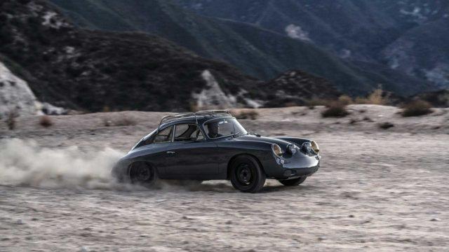 Per l'inverno c'è la Porsche 356 4×4