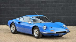 Ferrari Dino 246 GT.