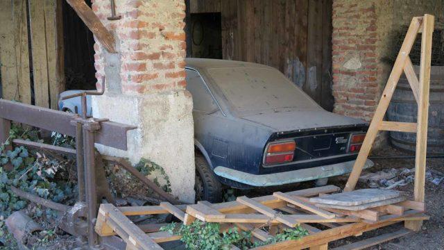 Salvare una Fiat 124 Sport Coupé? Questione di coincidenze