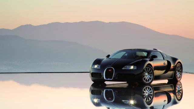 Quando la Bugatti arrivò a 407 km/h