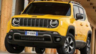 La Jeep Renegade è l'auto a km 0 più ricercata