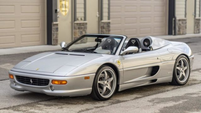 La Ferrari di Shaquille O'Neal